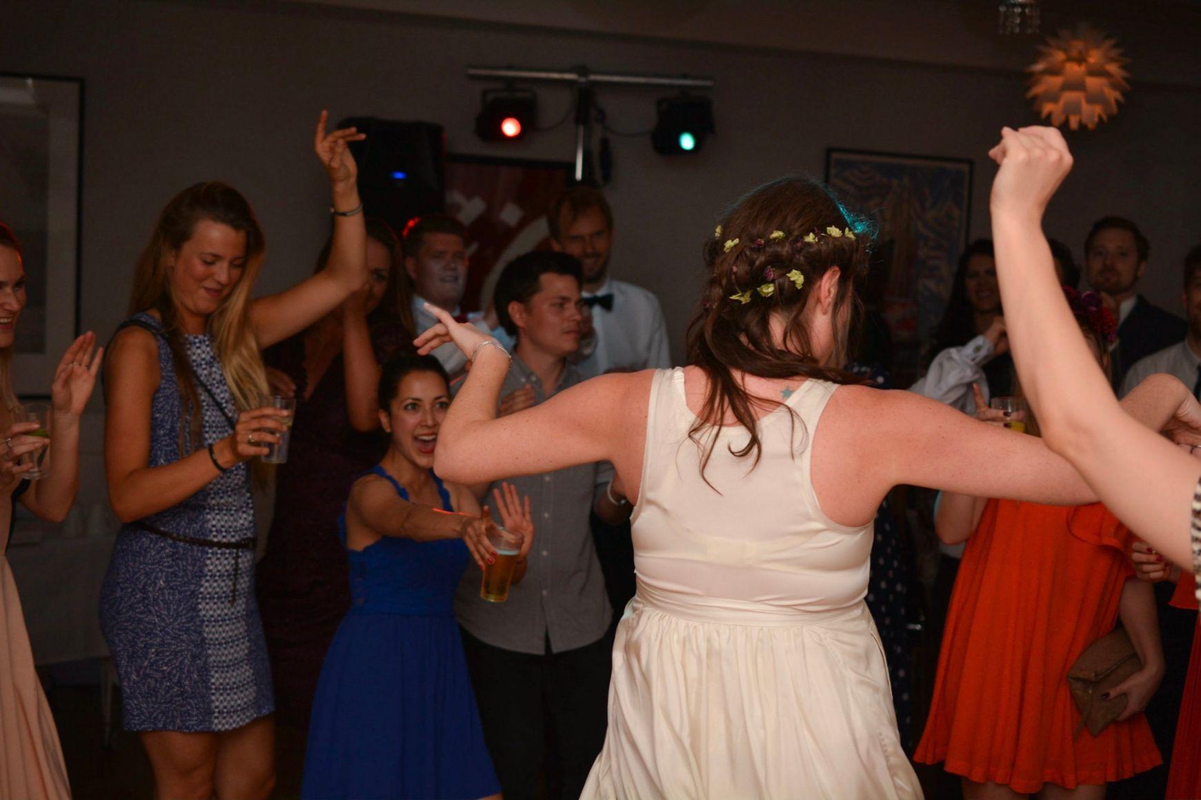 Bryllup Dans Musik Dj